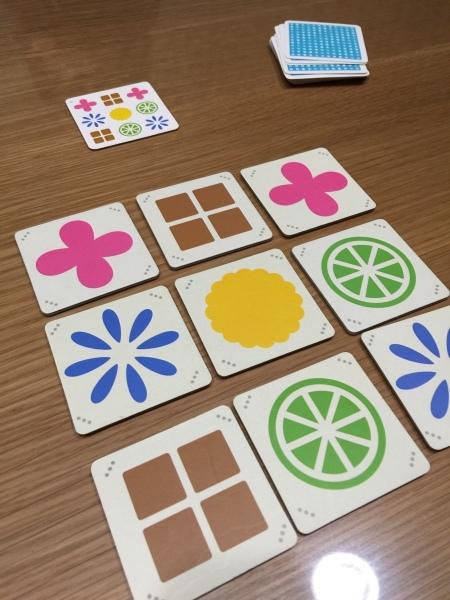 [小学2年生日記⑥] 娘に完敗 カードゲーム_a0239890_07052276.jpg