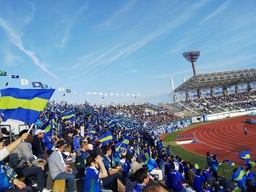 劇的勝利!徳島ヴォルティス!!_d0043390_18542603.jpg