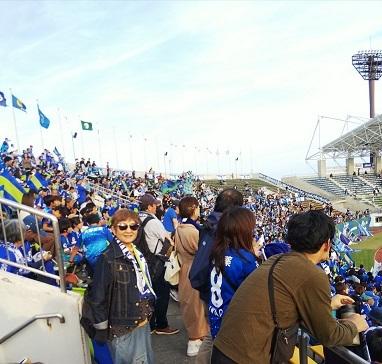 劇的勝利!徳島ヴォルティス!!_d0043390_18553648.jpg