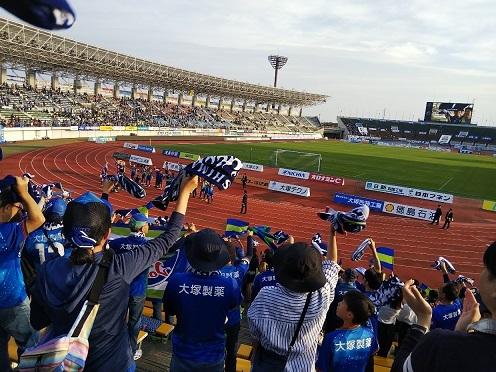 劇的勝利!徳島ヴォルティス!!_d0043390_19002114.jpg