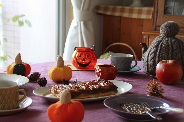 かぼちゃのパイ_f0374092_15044817.jpg