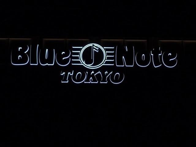 BLUE NOTE TOKYO へ_d0144095_13385591.jpg