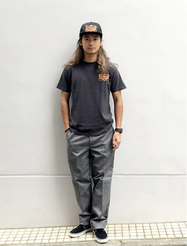 【DELIVERY】 STANDARD CALIFORNIA - T.O.T. T_a0076701_14452271.jpg