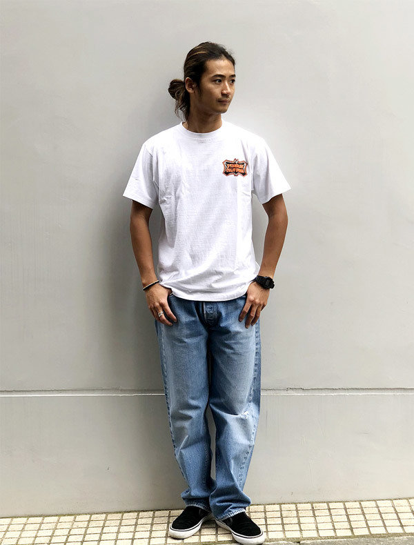 【DELIVERY】 STANDARD CALIFORNIA - T.O.T. T_a0076701_14455503.jpg