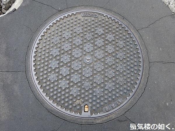 佐久平、佐久市下水道の北斗の拳デザインマンホール蓋を訪ねて(R011021訪問)_e0304702_08004117.jpg