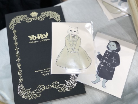 武蔵野美術大学の芸祭へ行って来ました_a0157409_11041271.jpeg