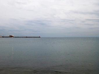 今朝は逗子海岸を走りました。_c0195909_16130950.jpg