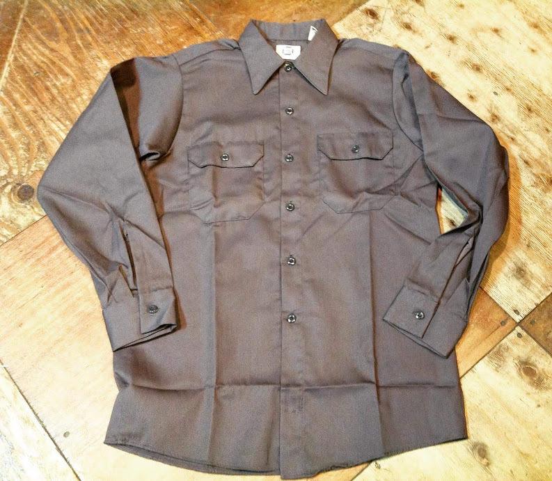 10月28日(月)入荷! 80s デッドストック BIG BEN wrangler ワークシャツ!_c0144020_14354674.jpg
