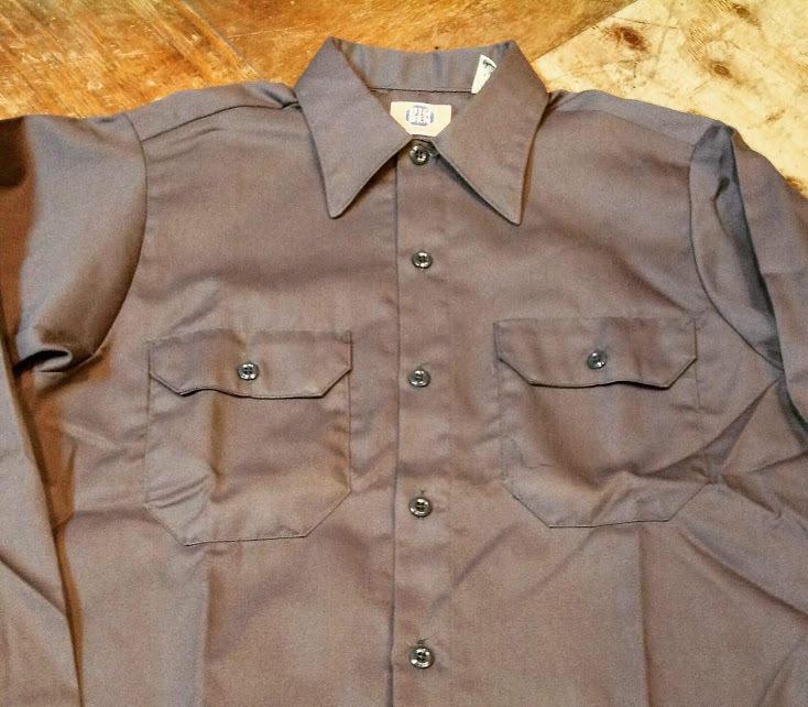 10月28日(月)入荷! 80s デッドストック BIG BEN wrangler ワークシャツ!_c0144020_14354911.jpg