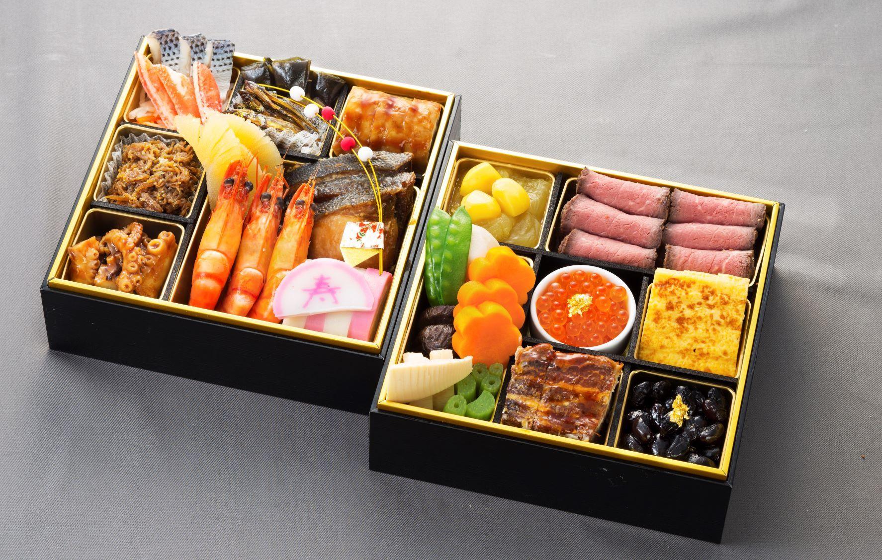クリスマスケーキ・おせちご予約承っております。_d0120421_10425229.jpg