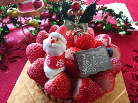 クリスマスケーキ・おせちご予約承っております。_d0120421_10431155.jpg