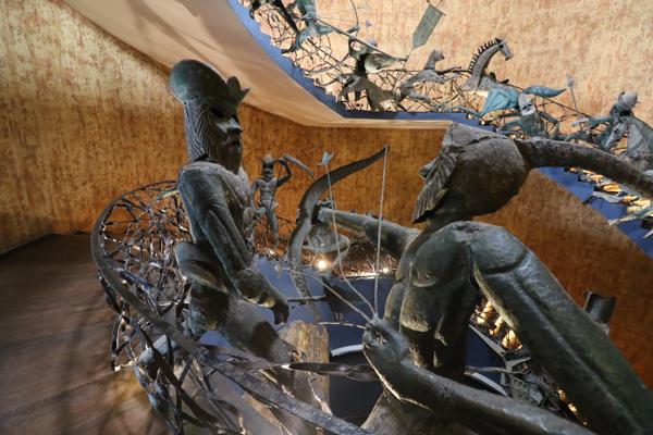 ■ Geoffrey Bawa (ジェフリー・バワ)の美学にふれるスリランカの旅 5日目 ジェットウィング・ライトハウス_f0165030_17421685.jpg