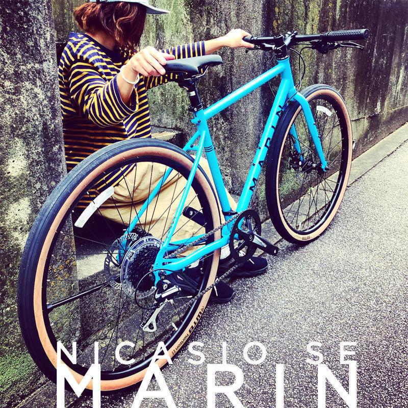 2020 MARIN 「NICASIO SE」マリン ニカシオ WTB アーバン おしゃれ自転車 オシャレ自転車 自転車女子 自転車ガール クロスバイク ツーリング_b0212032_15285717.jpeg