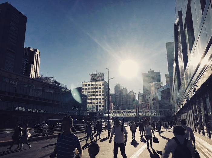 新宿区新宿 / iPhone 8_c0334533_00023290.jpg