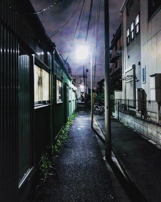 大田区西六郷 / iPhone 8_c0334533_00164677.jpg