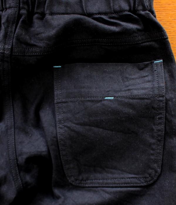 更にイージーに履けるブラックデニムイージーパンツ発売♪_d0108933_22140757.jpg