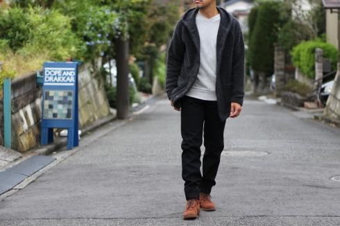 更にイージーに履けるブラックデニムイージーパンツ発売♪_d0108933_22255418.jpg
