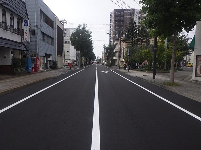 令和元年度 市道寿町上横山線舗装工事_e0341538_08324186.jpg