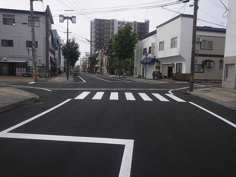 令和元年度 市道寿町上横山線舗装工事_e0341538_08324818.jpg