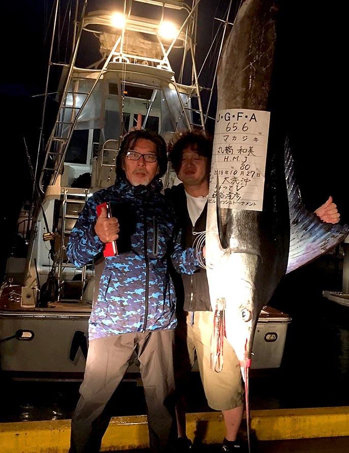 常磐沖でマカジキ_f0009039_10192858.jpg