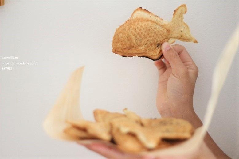 鯛焼きのおやつと、パン屋さん_e0214646_00071185.jpg