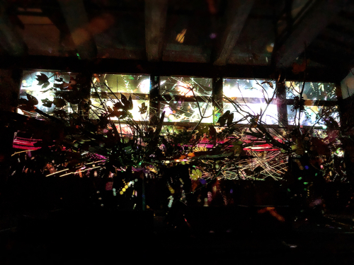 flowers BY NAKID (二条城)_e0292546_02262374.jpg