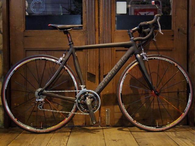 cannondale SYNAPSE CARBON 2 (Used Bike) _e0132852_18125171.jpg