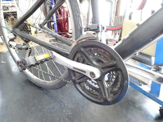 クロスバイクのカスタム~_e0140354_15572172.jpg
