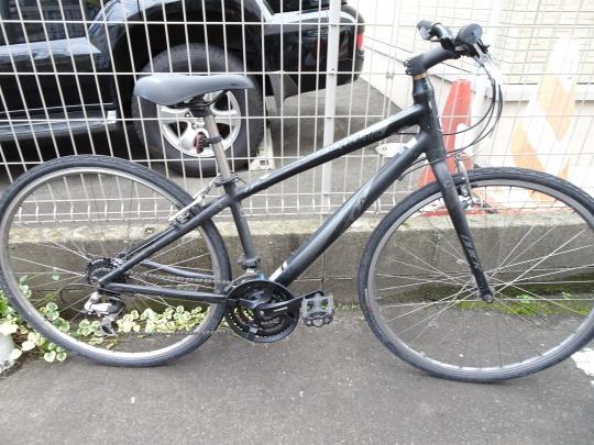 クロスバイクのカスタム~_e0140354_15594105.jpg