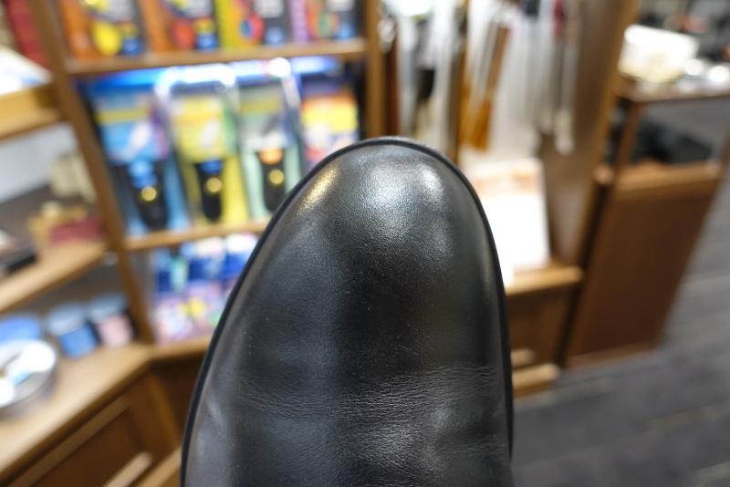 革靴を履き慣らす_f0374162_14112613.jpg