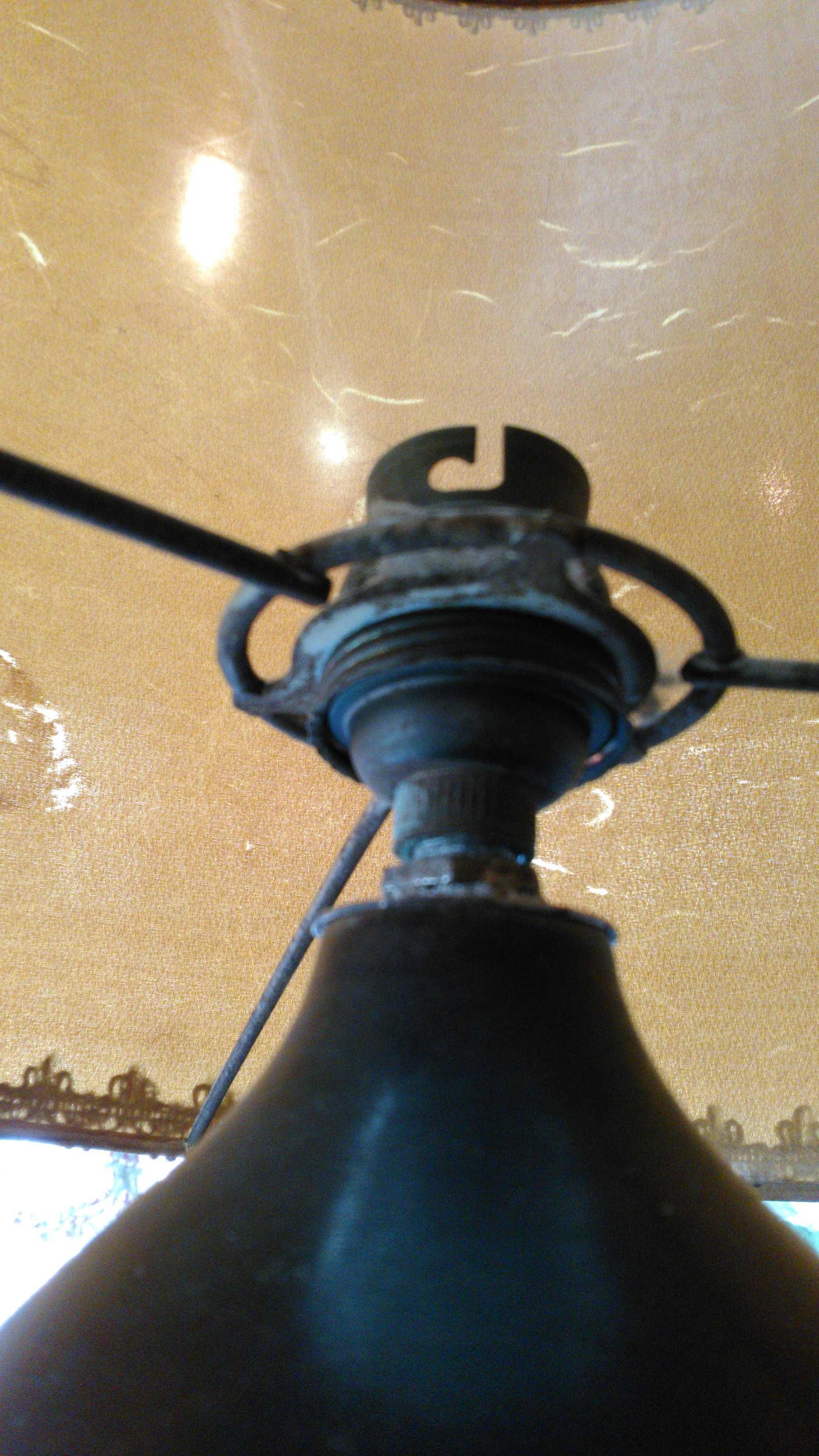 ランプシェード張替・修理 モリス『マリーゴールド』 ウィリアムモリス正規販売店のブライト_c0157866_17333701.jpg