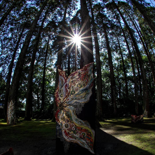 🎨DENKEN ART 記録🎨 現代アートのアーティスト小松孝英氏プロデュースで、2019のDENKEN ARTに参加させて頂きました💓 _d0235276_09282422.jpg