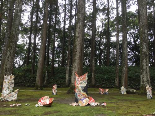 🎨DENKEN ART 記録🎨 現代アートのアーティスト小松孝英氏プロデュースで、2019のDENKEN ARTに参加させて頂きました💓 _d0235276_09282916.jpg