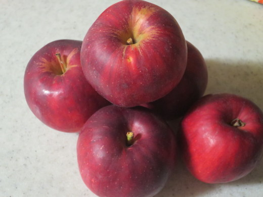 紅玉りんご_d0031682_18083933.jpg