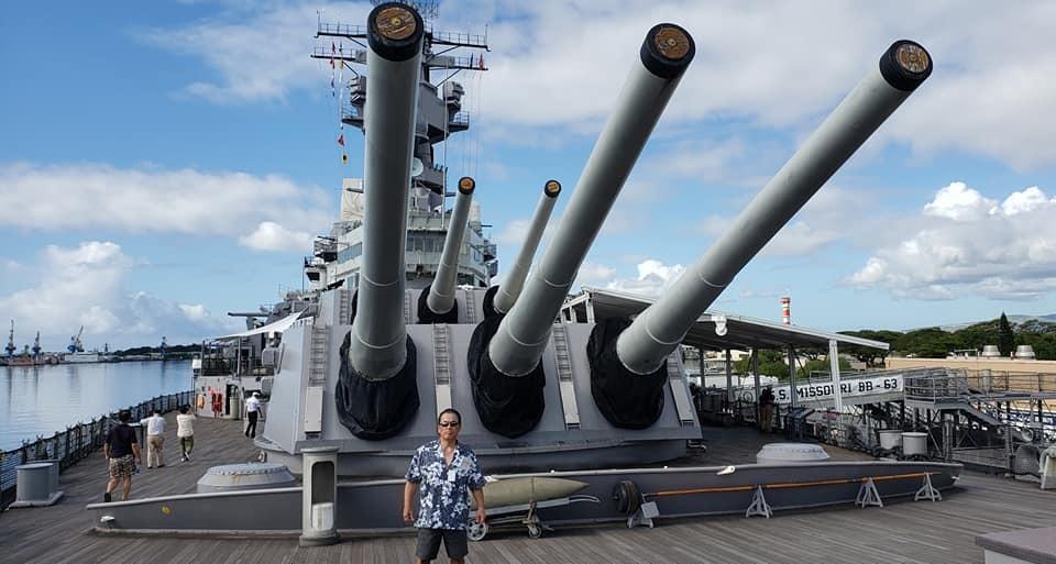 想い出の戦艦ミズーリ号へ。_c0186691_12082795.jpg