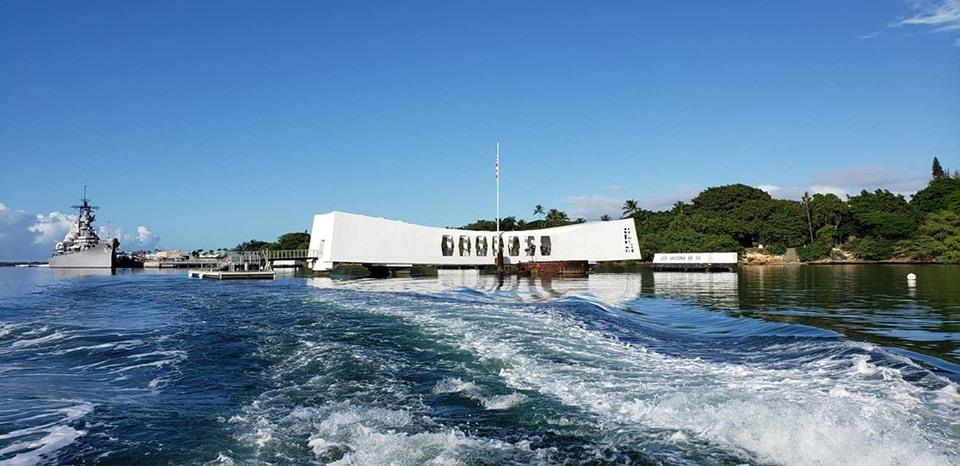 想い出の戦艦ミズーリ号へ。_c0186691_12242149.jpg