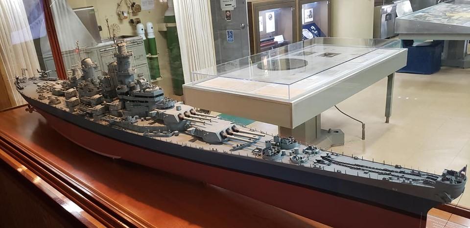 想い出の戦艦ミズーリ号へ。_c0186691_12490745.jpg