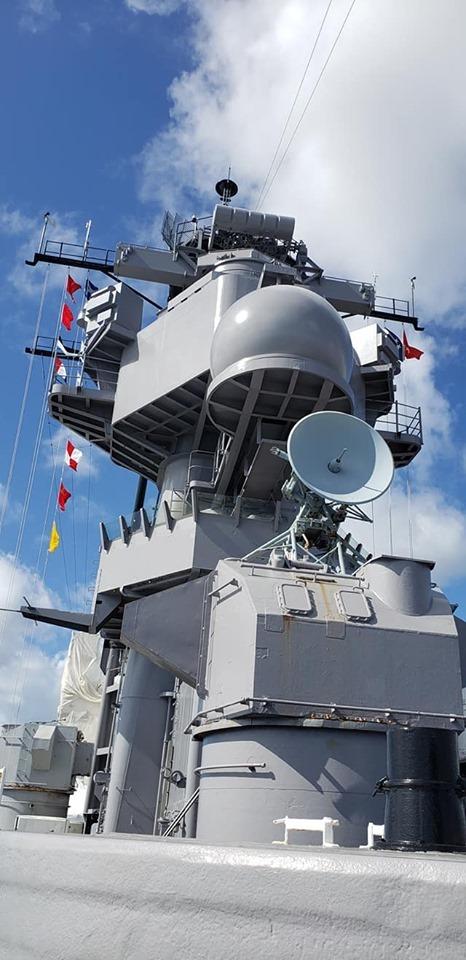 想い出の戦艦ミズーリ号へ。_c0186691_12500528.jpg