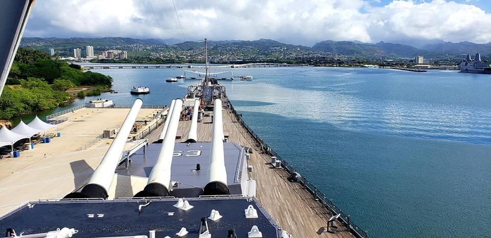想い出の戦艦ミズーリ号へ。_c0186691_12501345.jpg
