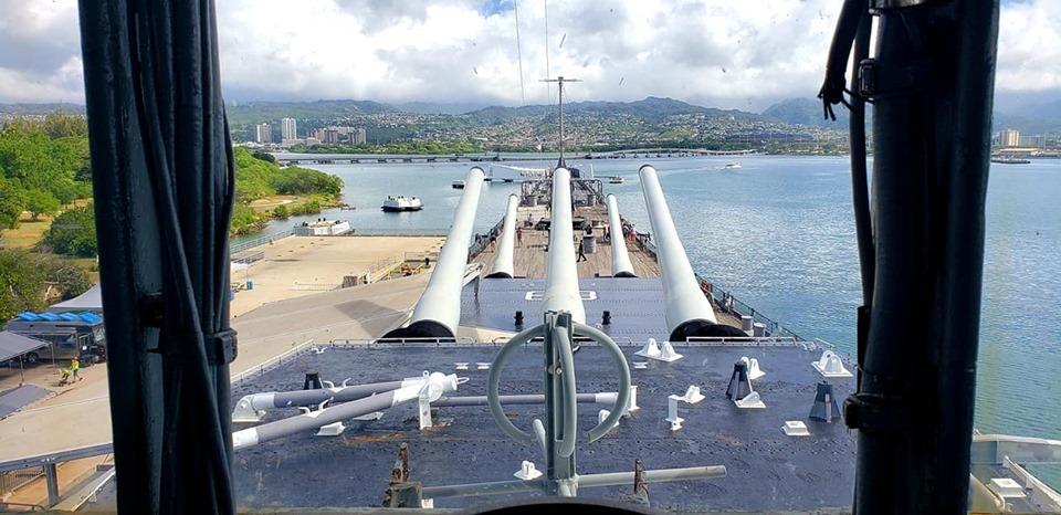 想い出の戦艦ミズーリ号へ。_c0186691_12504156.jpg