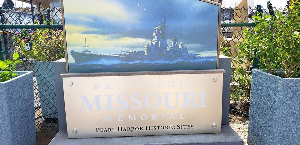 想い出の戦艦ミズーリ号へ。_c0186691_12520070.jpg