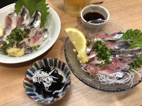 イワシ料理 神田_e0054299_17450882.jpg