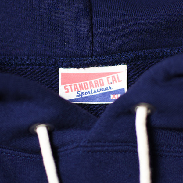 【DELIVERY】 STANDARD CALIFORNIA - Pullover Hood Sweat with Logo_a0076701_16593978.jpg