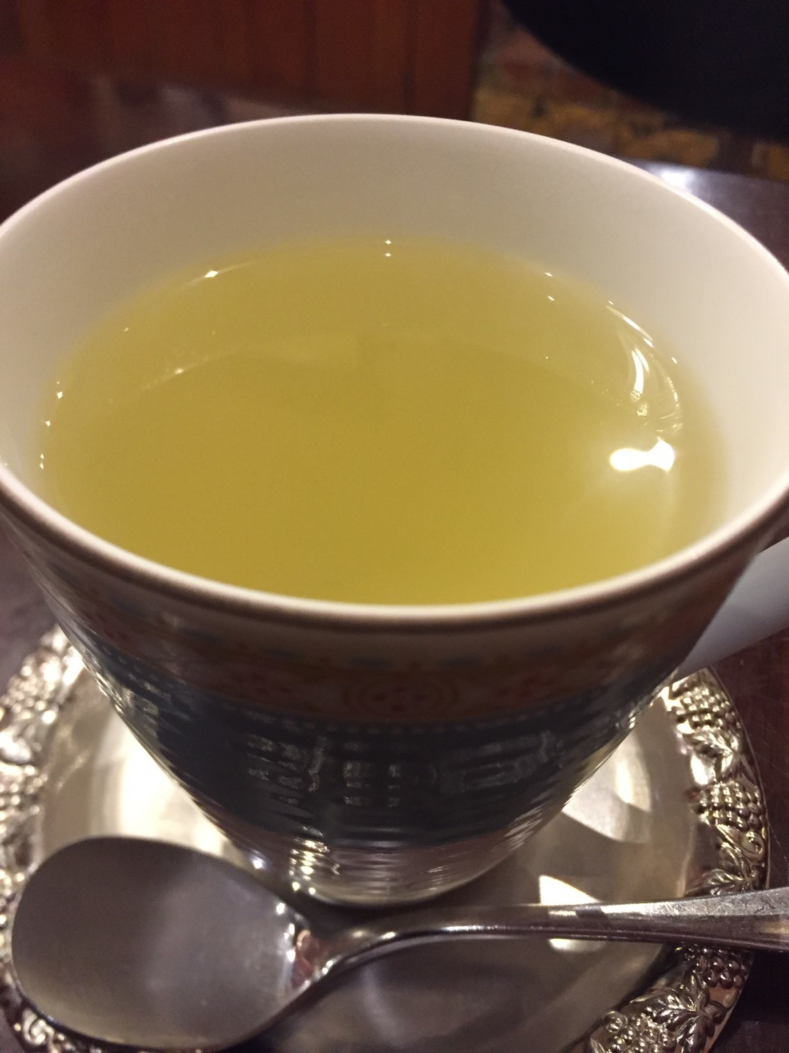 喫茶 1er ぷるみえ (鶏そぼろご飯に里芋のクリームソース)_e0115904_12311049.jpg