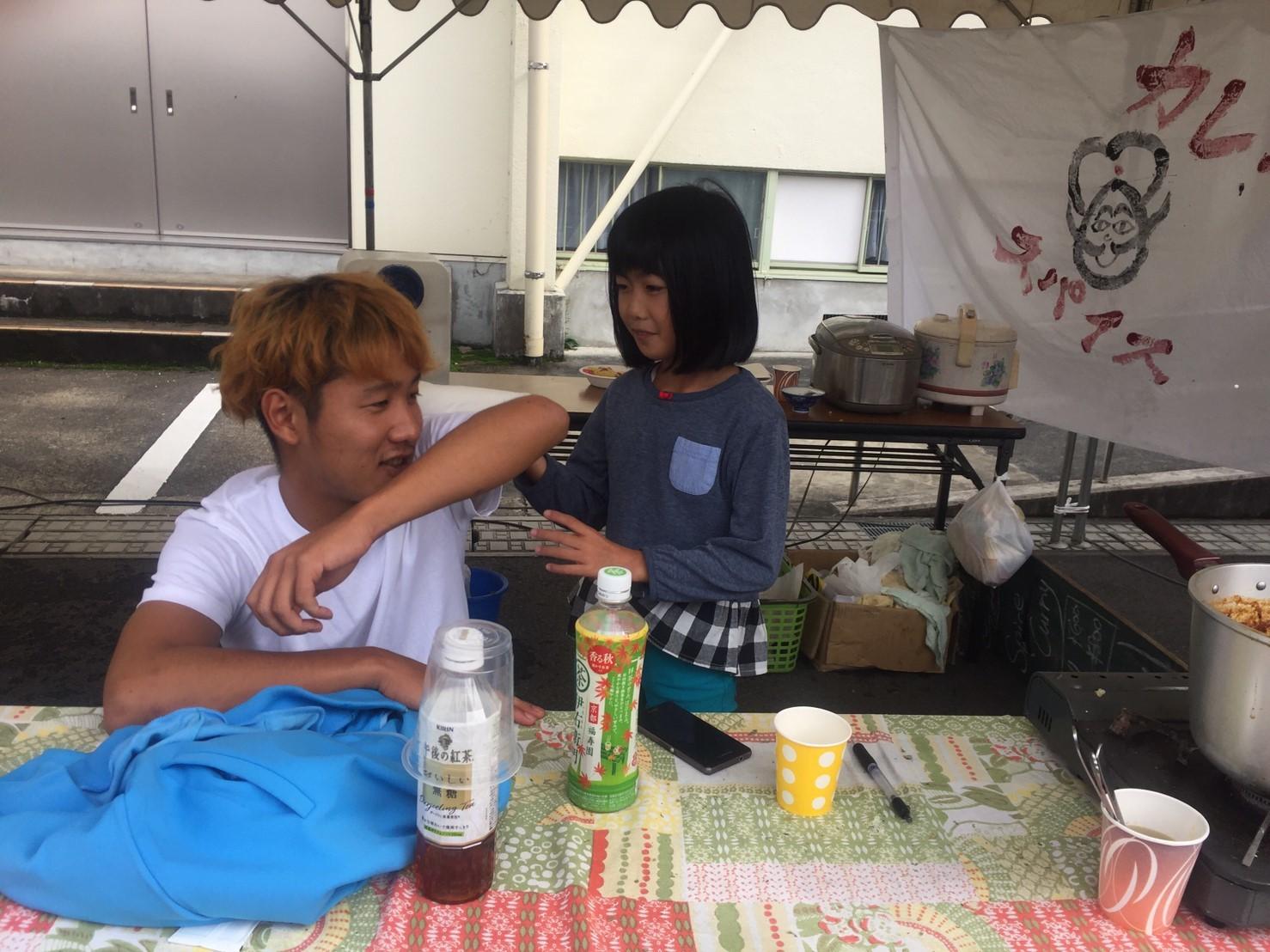 西郷工芸祭り・三滝渓_e0115904_15163153.jpg