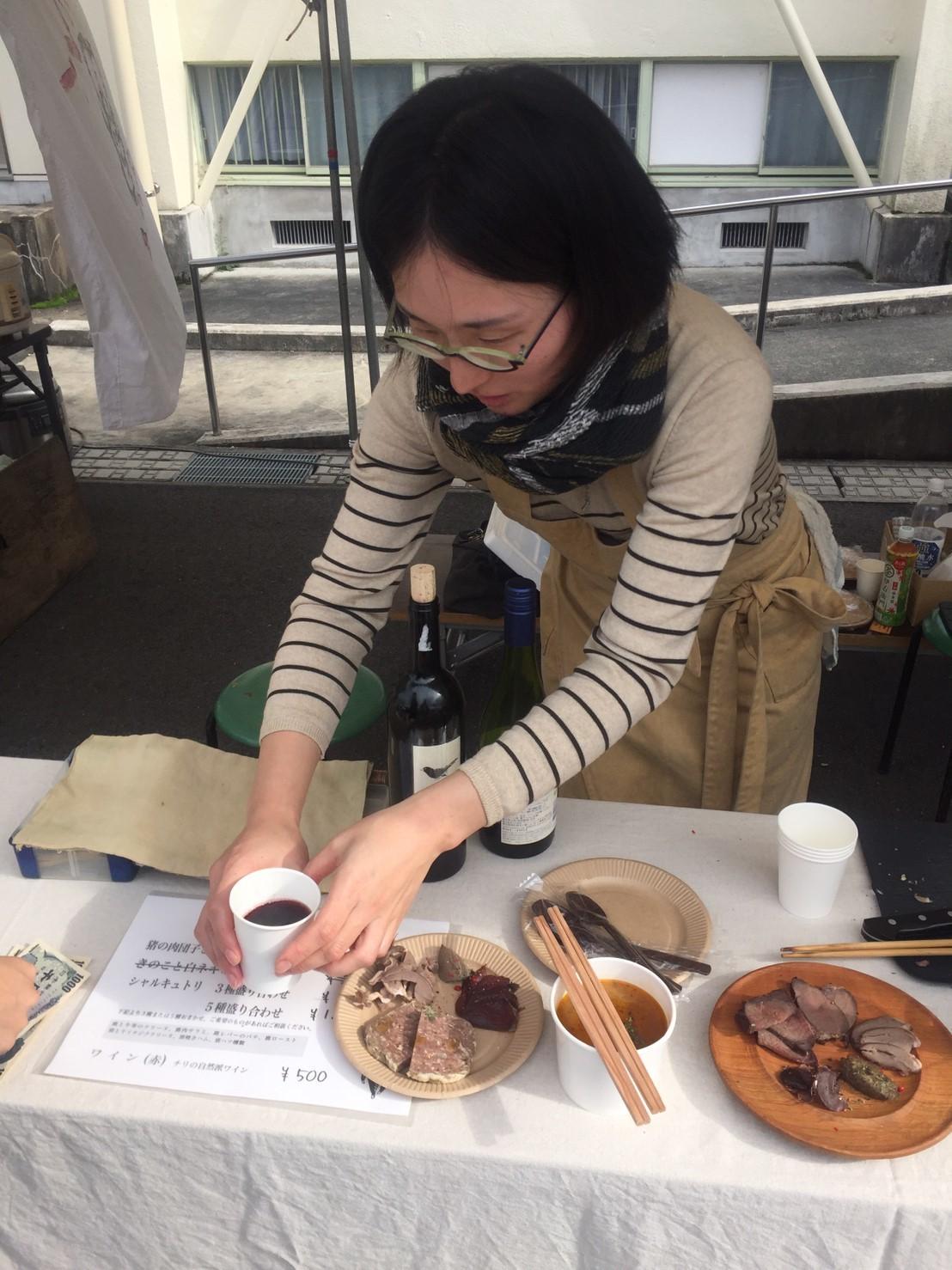 西郷工芸祭り・三滝渓_e0115904_15203120.jpg