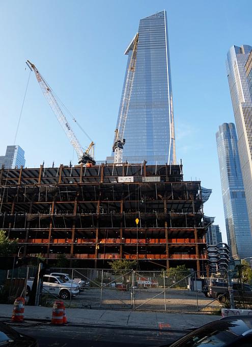 NYのハドソン・ヤードは未来のスマート・シティ_b0007805_04270152.jpg
