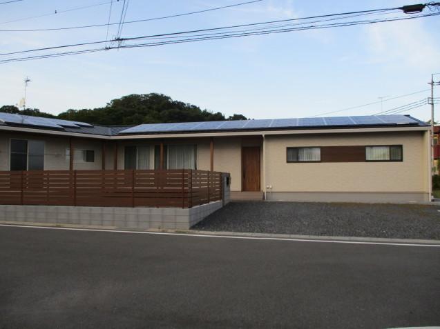 太田市外構、エクステリア工事始まりました!_e0361918_11295613.jpg