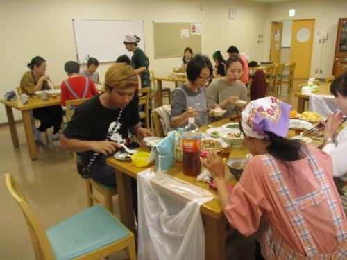 ユトリート教室 料理教室_e0175020_14582345.jpg