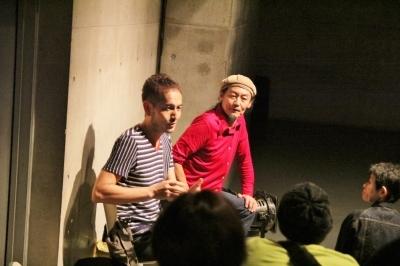 """踊り上手が結集した「ダンスブリッジ」第2弾""""対話KONDO劇場""""終わる_d0178431_22542752.jpg"""